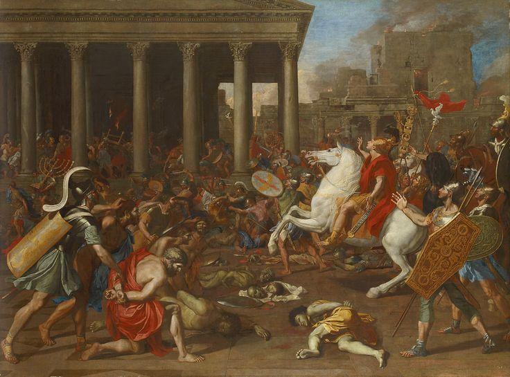 1635, Künstler:Nicolas Poussin, , Kunsthistorisches Museum Wien, Gemäldegalerie