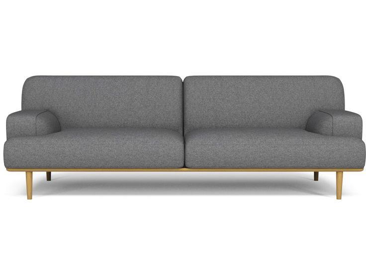 Madison 3 pers. soffa