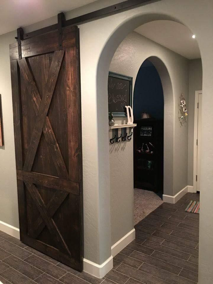 Love This Sliding Barn Door Farmhouse Furniture Makers Will Be At The Fresno Home Remodeling