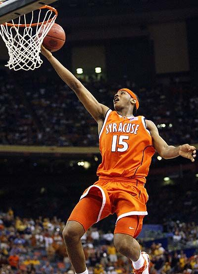 carmelo anthony syracuse