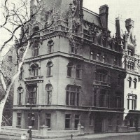 The art that Eddie Warburg knew best before college was what he could find by walking downstairs in his parents' house. This was a neo-Gothic Francois Premier¬–style mansion overlooking the Central Park reservoir at 5th Avenue and Ninety-second Street (today it is the Jewish Museum). The Warburg House at 1109 5th Avenue, c. 1920