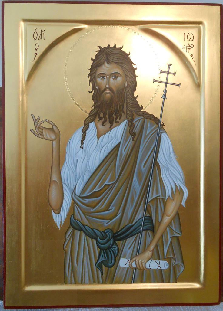 San Giovanni Battista per mano di Maria Teresa Battilana