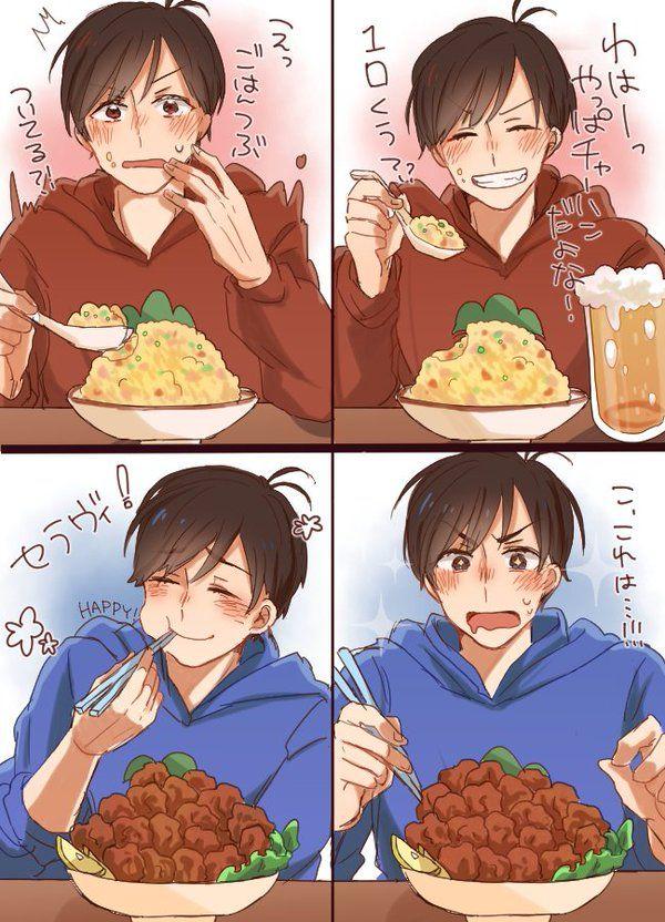 【おそ松さん】『ご飯だよニート達!』