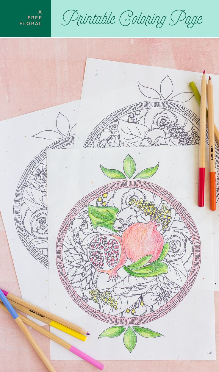Coloring pages for donna flor - Printable Coloring Page