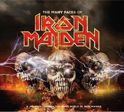 Various Artists - Many Faces Of Iron Maiden / Various [Cd]