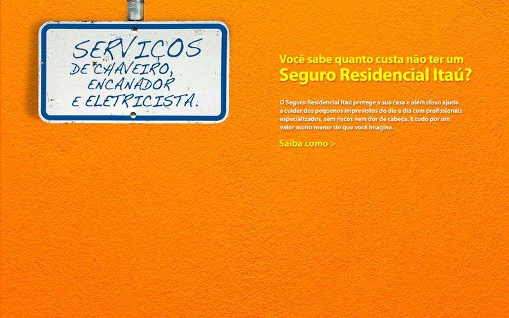 Seguro Residencial Itaú