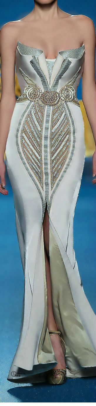 Mireille Dagher ● Couture SS 2014    jaglady