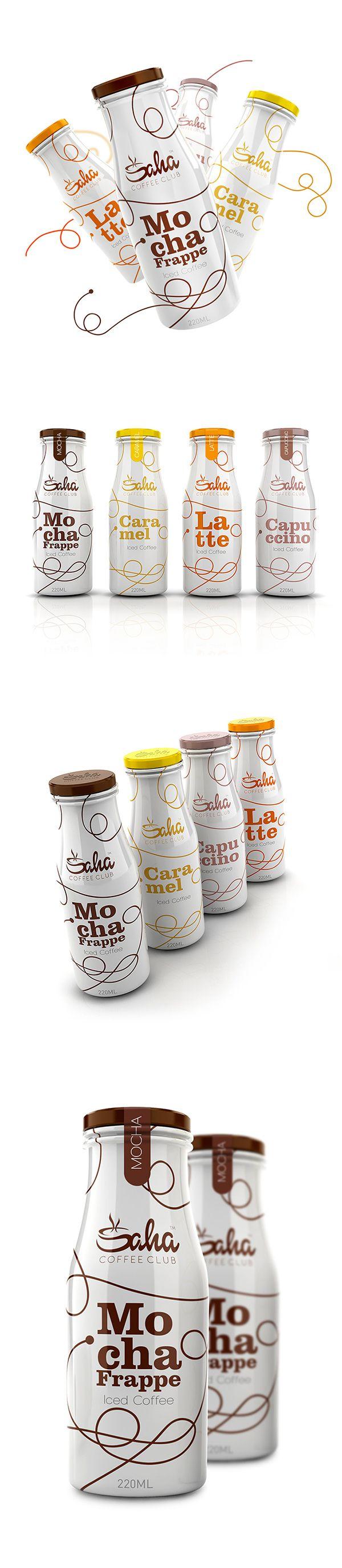 iced coffee saha