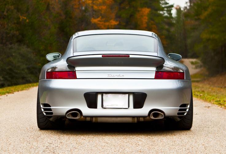 Porsche 911 Turbo- 996