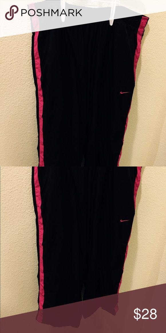 Nike sport pants Nike sport pants size M can fit M and L Nike Pants