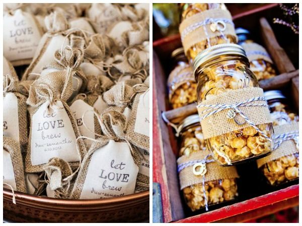 10 Ideas para envolver regalos de bodas.// 10 ideas to present your wedding favors. More on http://www.diariodeunanovia.es