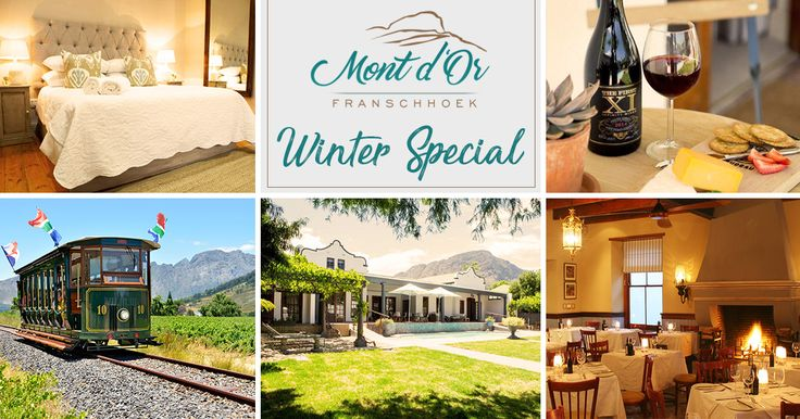 Put your feet up in 4-star luxury and enjoy superior service at our French-style B&B in the heart of Franschhoek. Link: http://ow.ly/lgFu30dAPXA