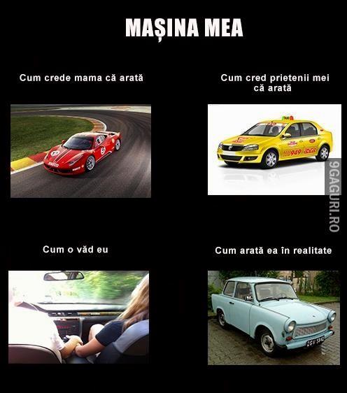 Cum îmi văd ceilalți mașina Link Postare ➡ http://9gaguri.ro/media/cum-imi-vad-ceilalti-masina