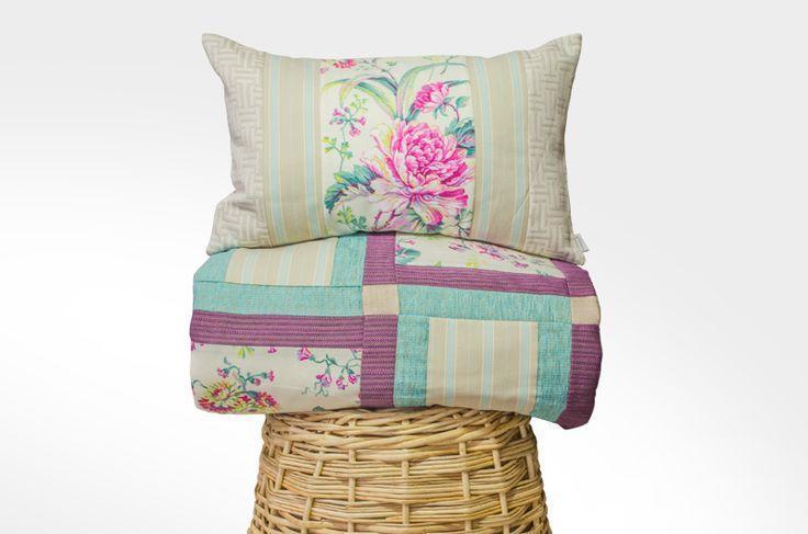 Pieceras de distintas dimensiones para todo tipo de cama. Varios diseños, colores y texturas.