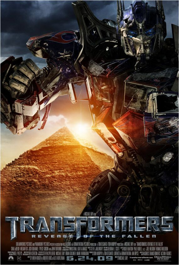 Transformers 2: Revenge Of The Fallen!! THE BEST MOVIE EVER!!!!!!