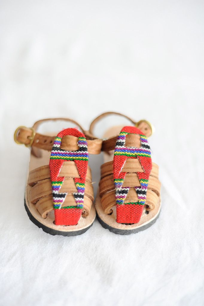 omg baby sandals