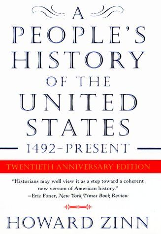 Howard Zinn's A People's History of the United States is a profound American history, warts and all. I recommend it to everyone who wants to put American and world events into perspective.