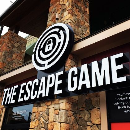 The Escape Game is a fun, new entertainment concept on The Island. It is a real life adventure game designed for small groups of 2-8 people. Your goal is simple:  work together as a team, testing your wits and skills, to escape from a locked room.  While the goal is simple, the game is challenging. …