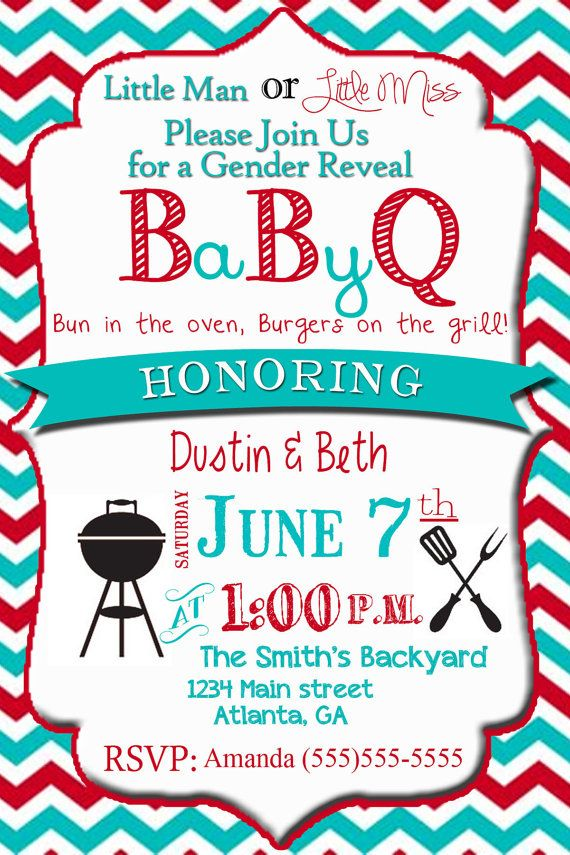 62 best Gender Reveal Party images on Pinterest | Baby reveal ...