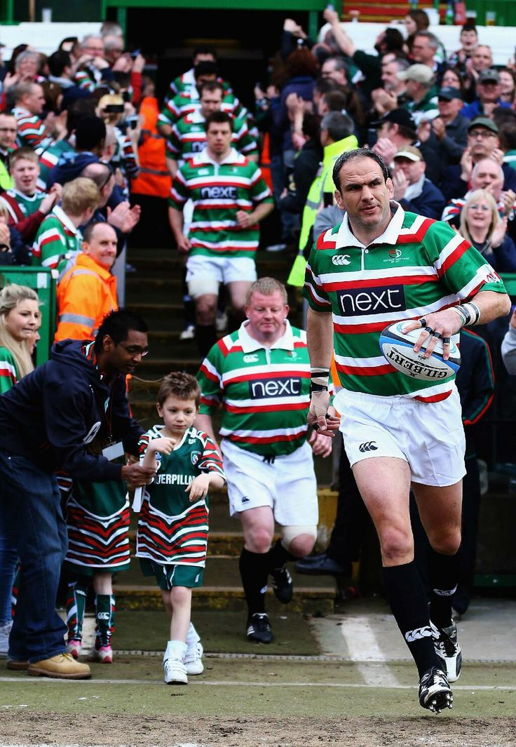 Twitter / LeicesterTigers: Johnno is back! #TigersLegends ...
