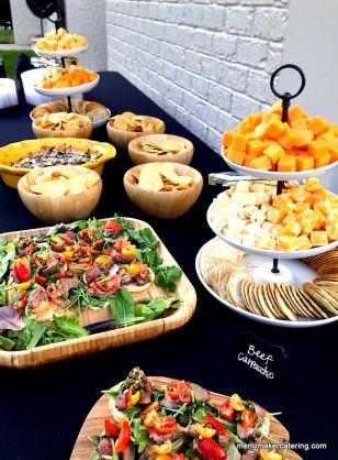 Drop-off Catering for Wedding- Menu Maker Catering  Menu Maker Catering | Nashville Catering | Custom Catering | Creative Catering | Wedding Catering | Wedding Buffet