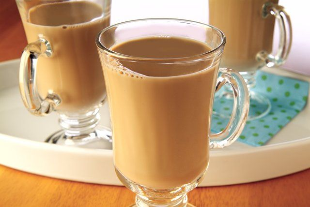 There's no need to add cream or sugar to this Thai beverage of sweetened condensed milk blended with freshly brewed coffee.