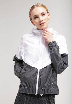 Köp Nike Sportswear Tunn jacka - white/black/black för 749,00 kr (2016-03-26) fraktfritt på Zalando.se