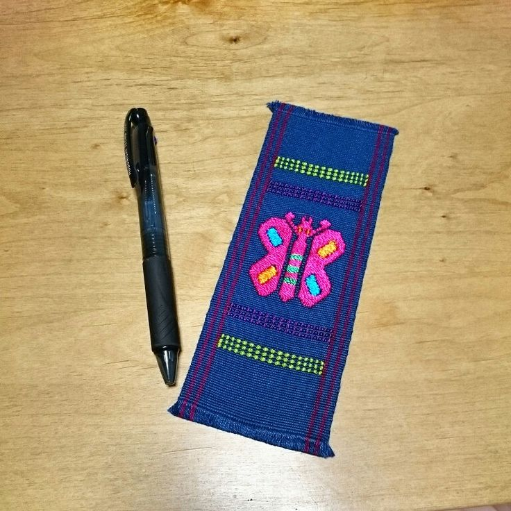 Bookmark from Guatemala