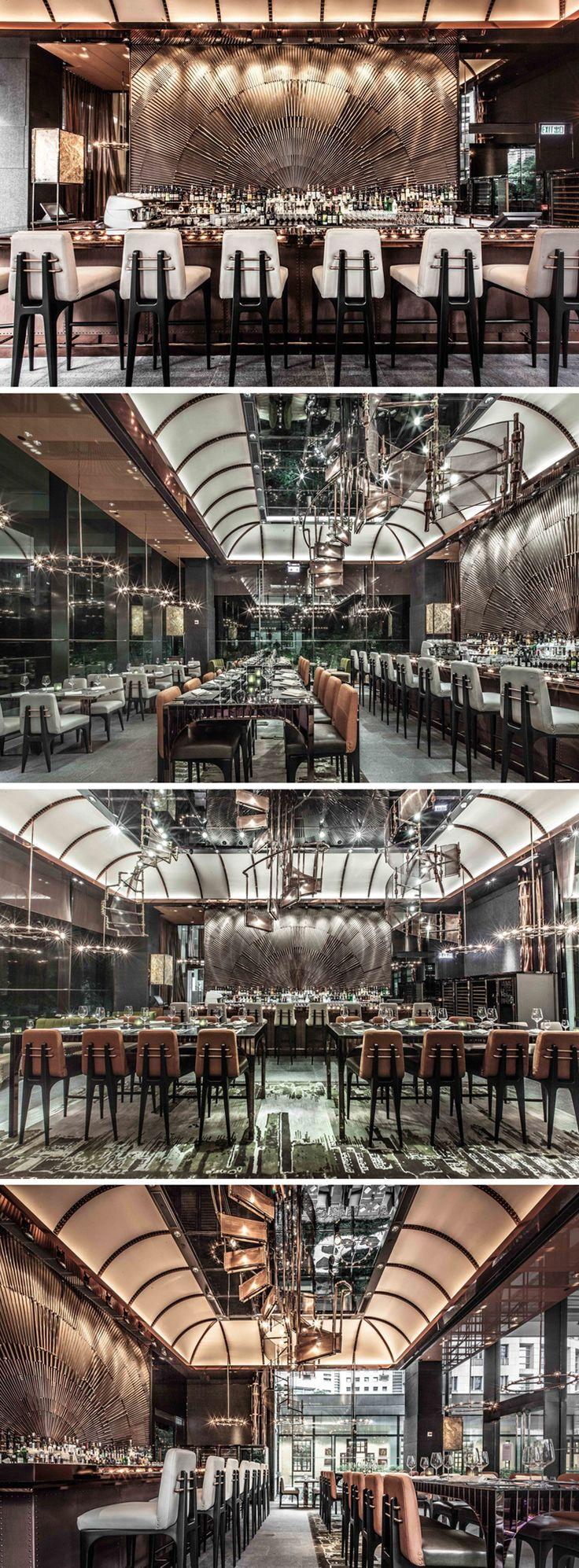 AMMO_Pub & Restaurant by Joyce Wang