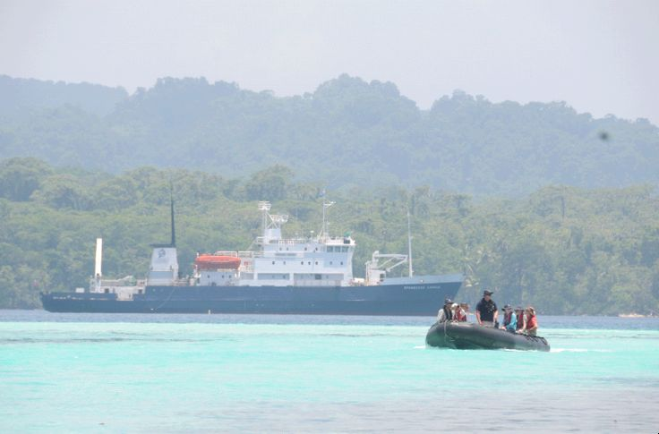 South Pacific: Secrets of Melanesia 24 Oct 2015