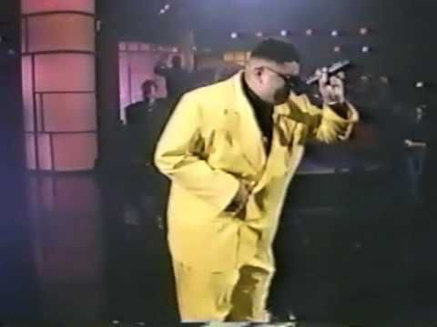 HEAVY D AND THE BOYS- ON ARSENIO HALL   RIP Heavy D.....loved watching this man dance!!