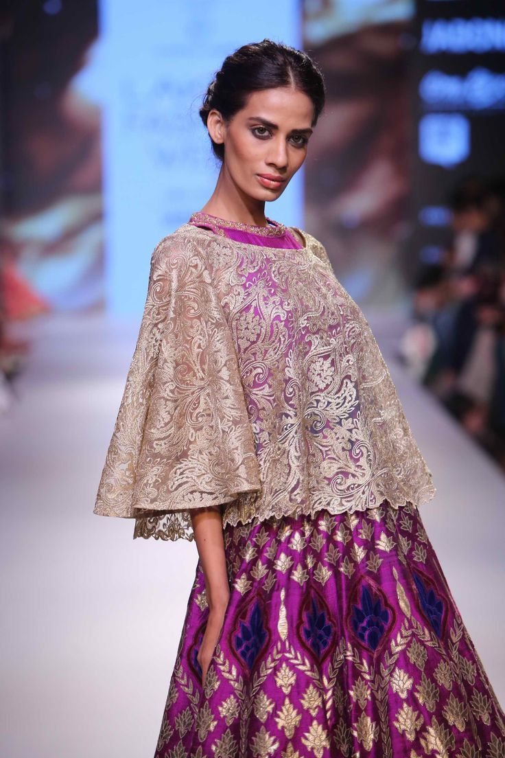 KRISHNA MEHTA AT LFW WF 2015