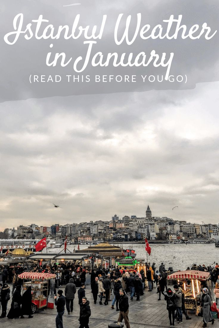 Should You Visit Istanbul in January?