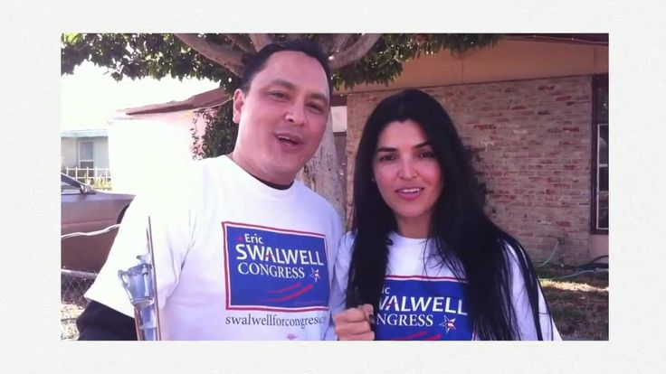 All-Star Volunteers J.R. and Maribel Ibarra of Dublin, CA walked and met with voters in Hayward.  In this video they share their reasons for supporting Eric Swalwell's re-election to the U.S. Congress. #CA15