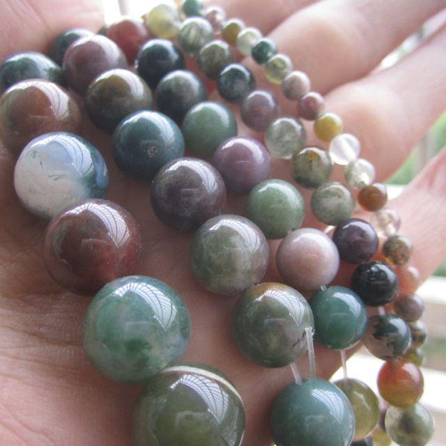 Лучшие Продажи 4 мм 6 мм 8mm10mm 12 мм естественный смешанный цвет гравия Индия камень Бисер Индия Камень для DIY изготовление ювелирных изделий