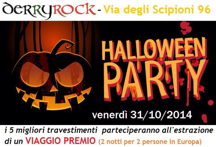 Derry Rock Halloween