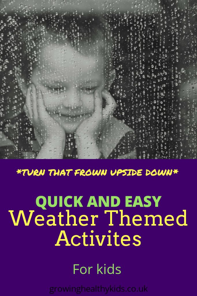 Quick and Easy Weather Activities for kids and Easy Weather Crafts and Activities for kids, rain, wind, snow and sun, books to read, science experiments and great fun. Make your own kite, jar of clouds, 5 minute crafts.