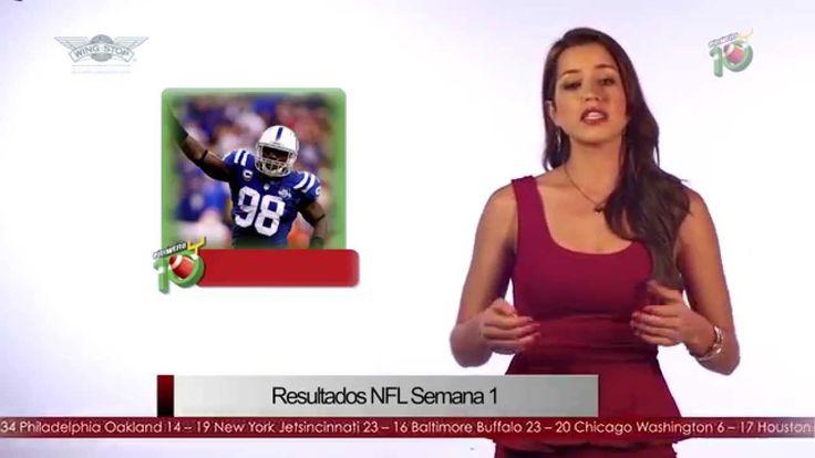 Las Noticias de la NFL con Paola Galina - Semana 2