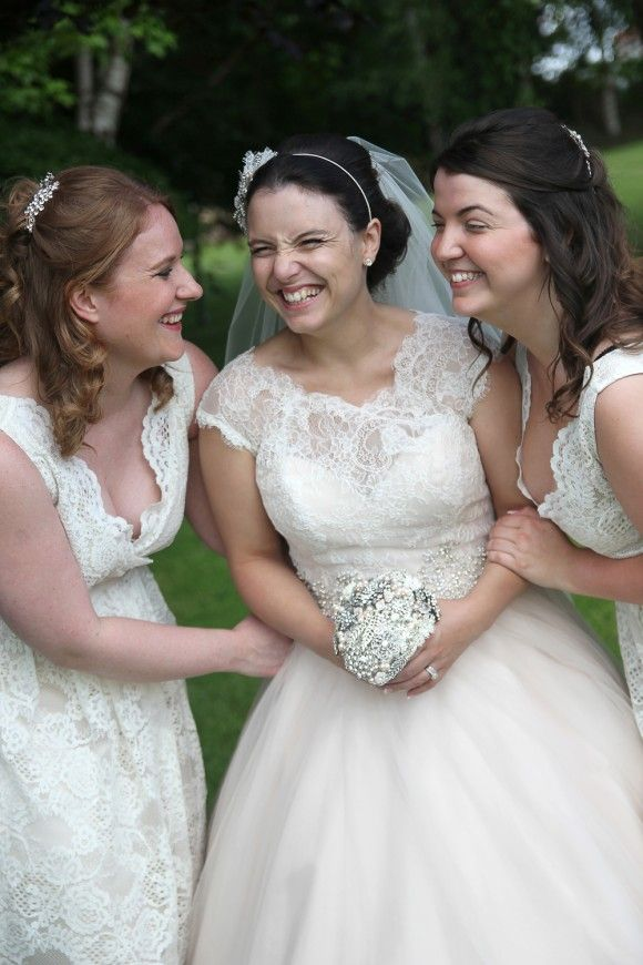 Stella York for a relaxed wedding in East Yorkshire (c) Jemma King (62)
