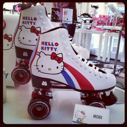 Sneak Peek: Hello Kitty's Super-Cute New Soap, Roller Skates, Vans Collaboration and More for Fall!
