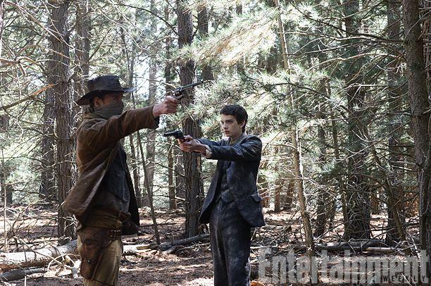 Sundance 2015: Exclusive stills of Michael Fassbender in 'Slow West' | Inside Movies | EW.com