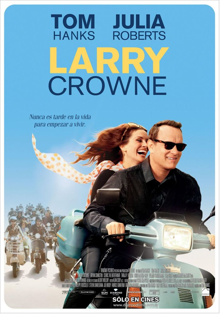 Larry Crowne - O amor está de volta ( Larry Crowne )  ✯ ✯ ✯                                                                                                                                                     More