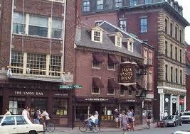 Union Oyster House (Boston, MA).