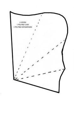 molde porta tijeras