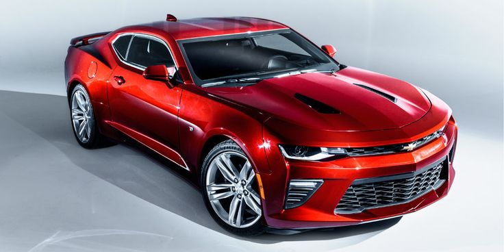 2018 Chevrolet Camaro SS Concept And Price