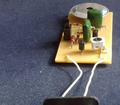 Мигающий светодиод находка для автомобилиста