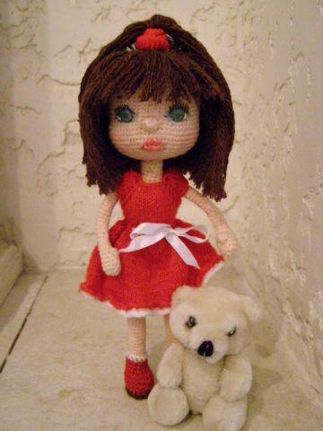Виола - Мои вязульки - Галерея - Форум почитателей амигуруми (вязаной игрушки)