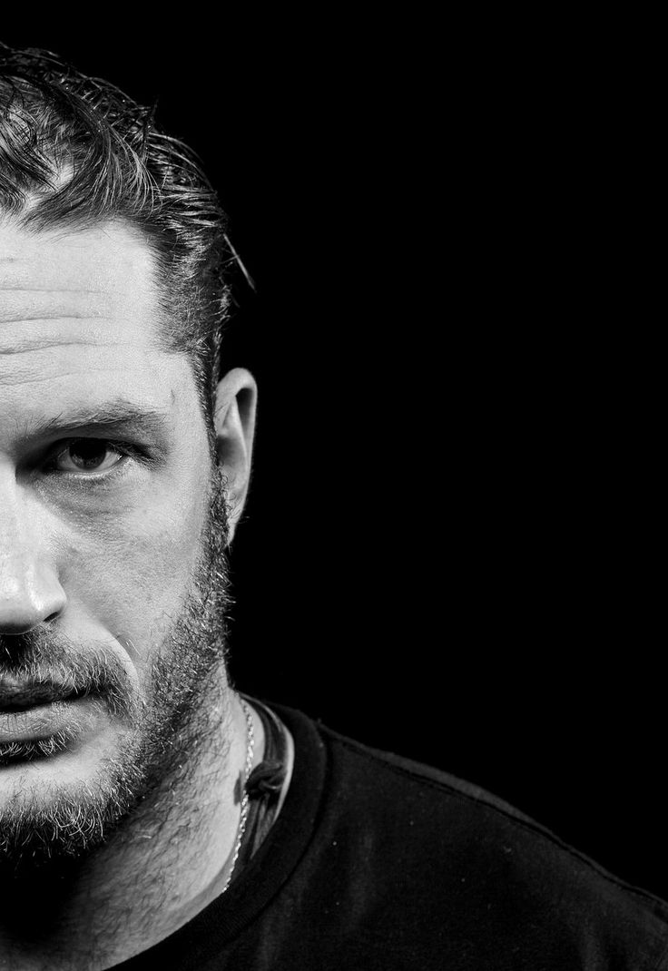 Tom Hardy photography by jay l. clendenin / Los Angeles Times