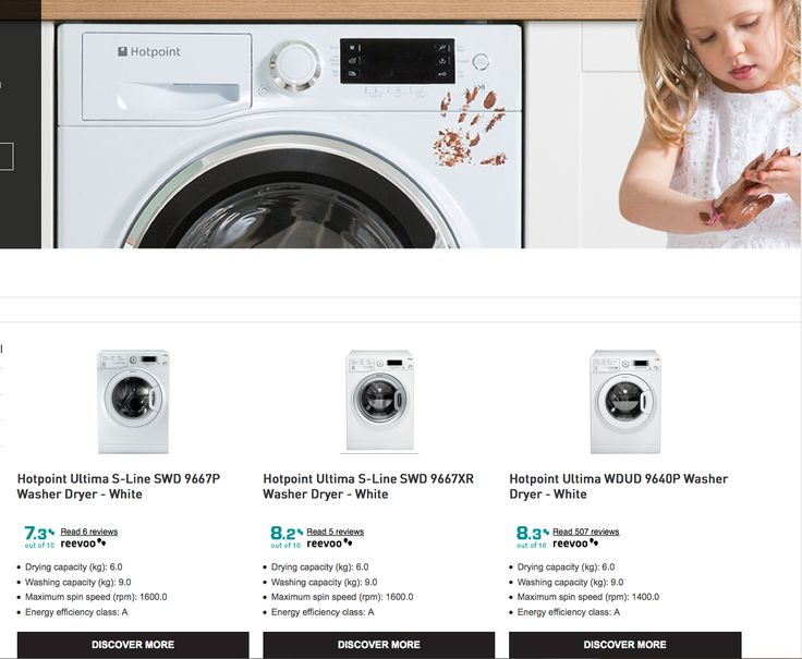hotpoint ratings and reviews badge