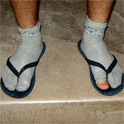 Socks with Sandals - Mens Fashion Fails | WHY???? | Socks ...